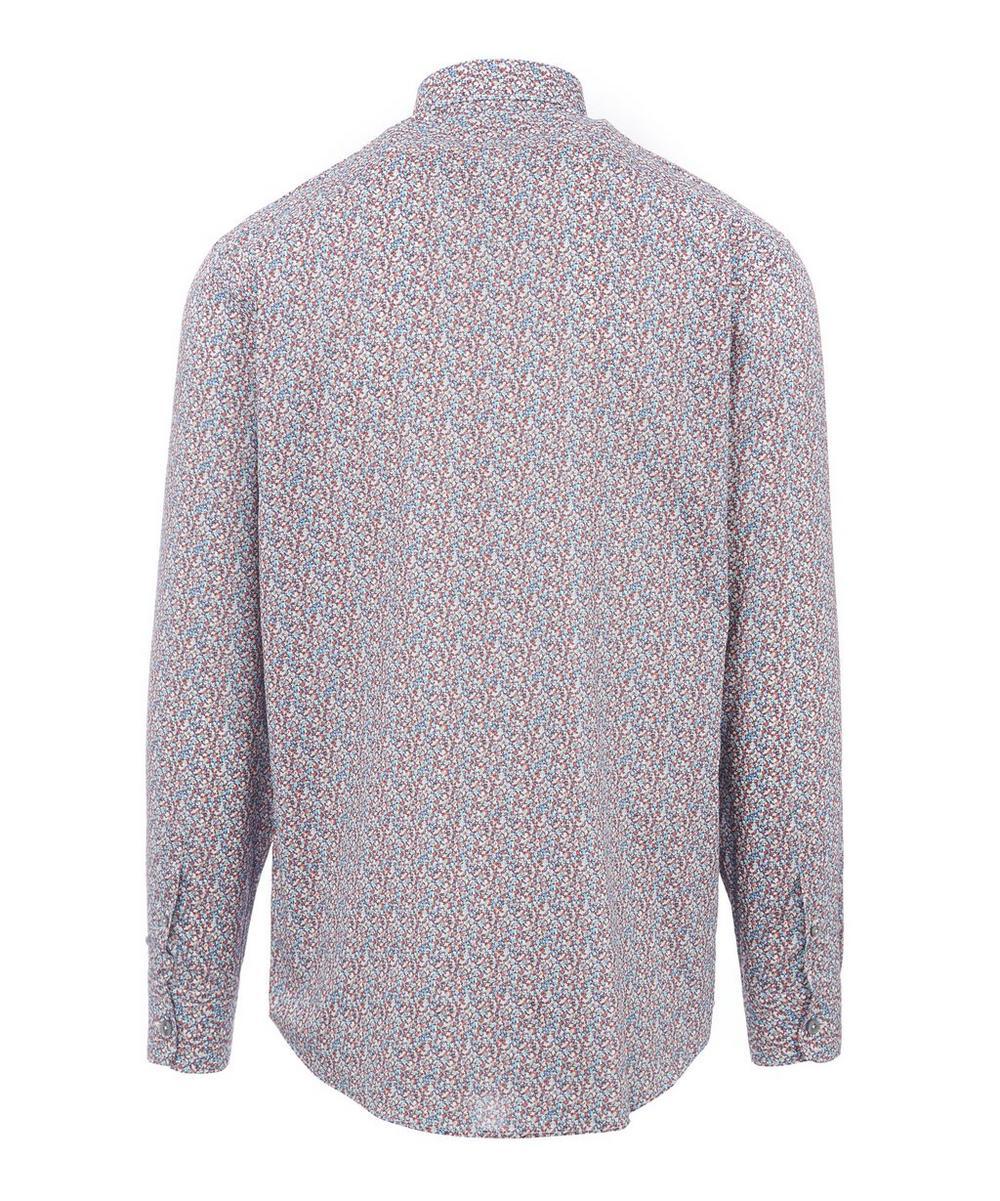 Men's  Pepper Print Cotton Shirt