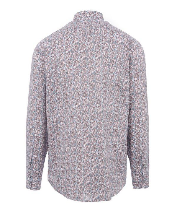 Men's  Pepper Print Cotton Shirt