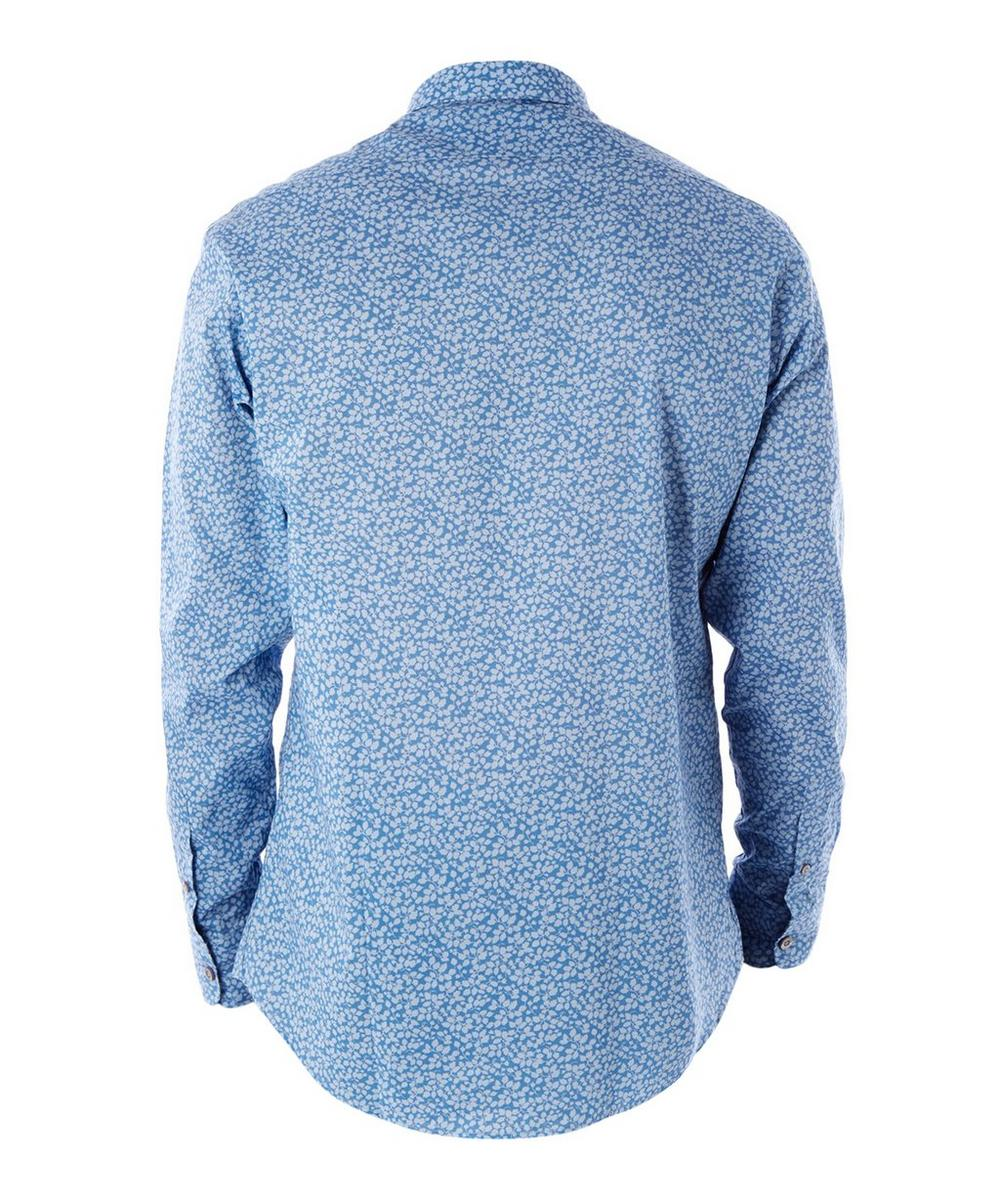 Men's Glenjade Print Cotton Shirt