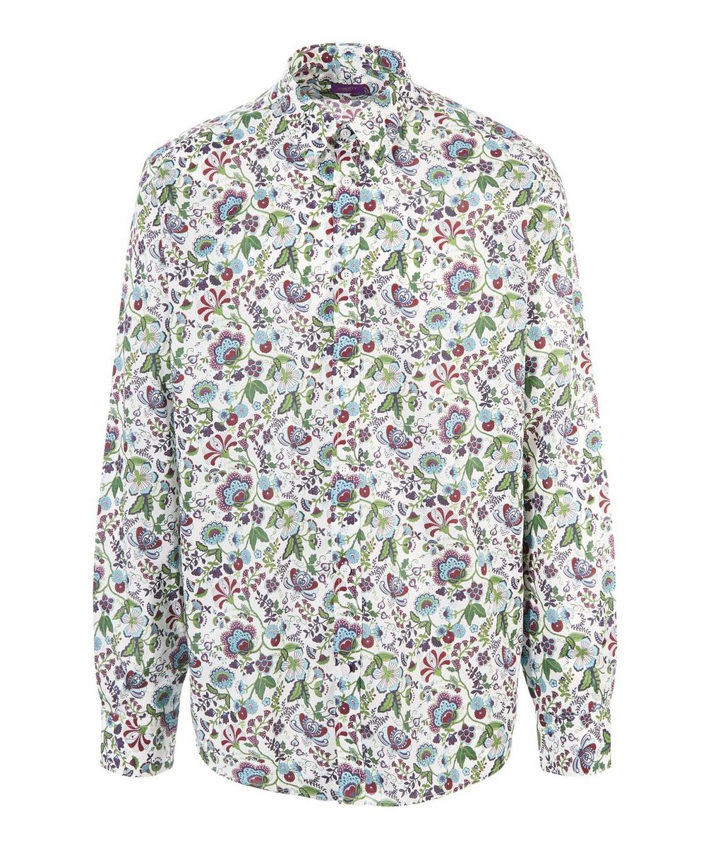 Men's Mabelle Print Cotton Shirt