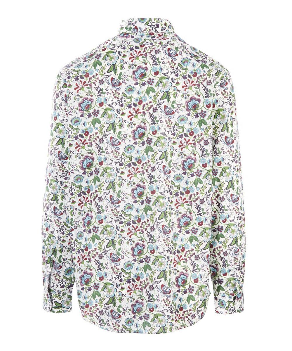 Men's Mabelle Print Cotton Shirt