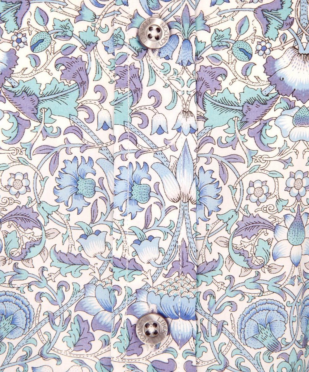 Men's Lodden Print Cotton Shirt