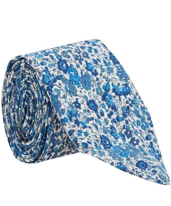 Blue Emma And Georgina Cotton Tie