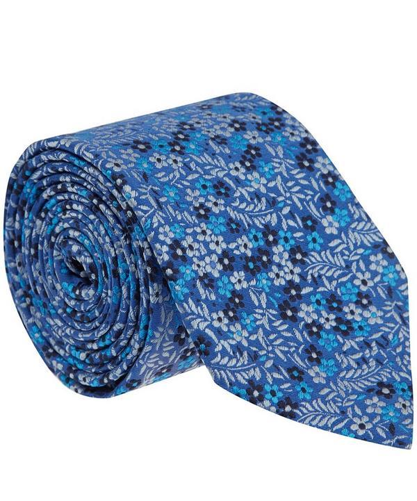 Wallflower Woven Silk Tie