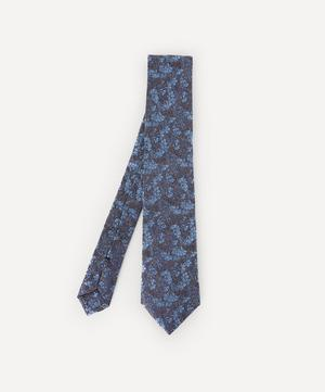 Cranston Print Silk Tie
