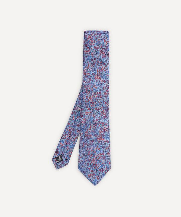 Phoebe Print Silk Tie