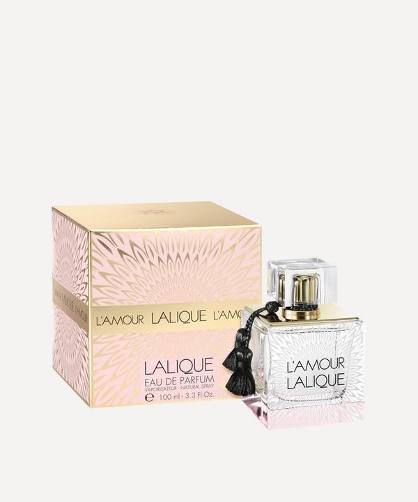 L'Amour Lalique Eau de Parfum 100ml