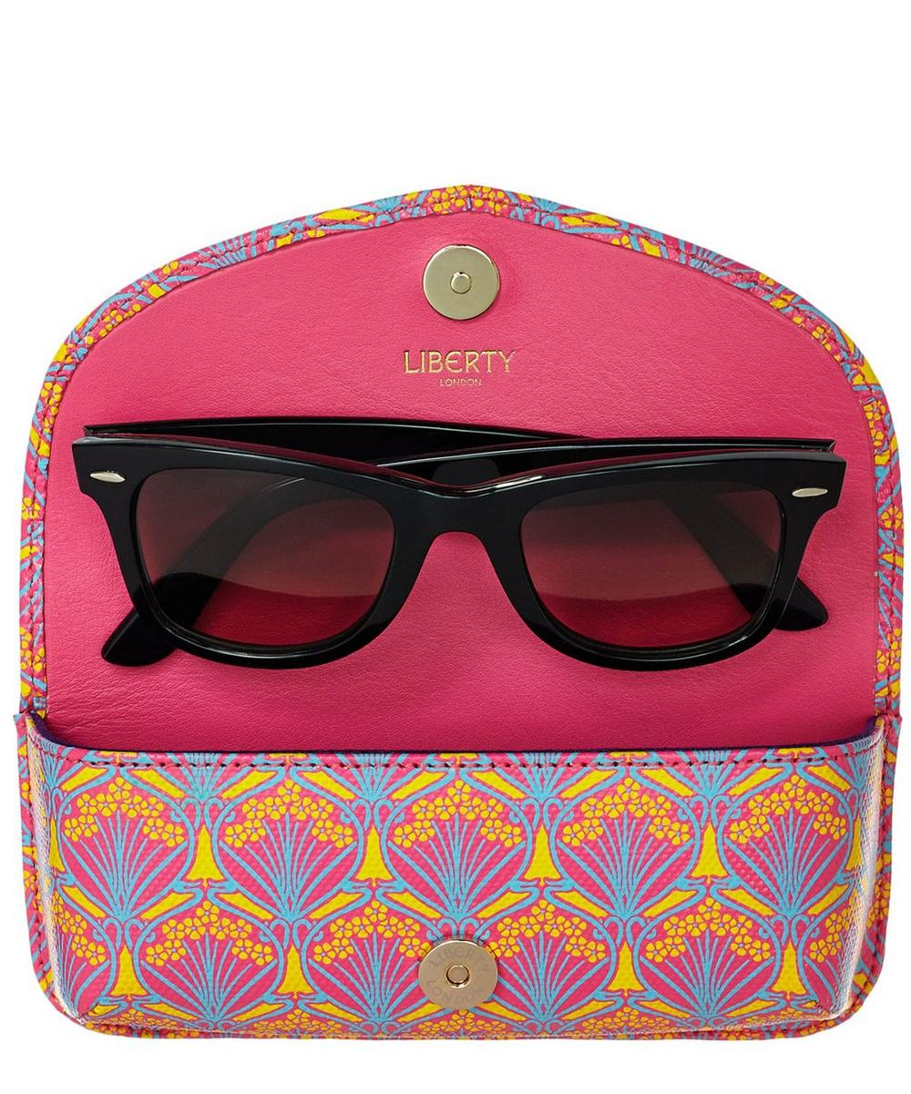 Sunglasses Case in Iphis Canvas