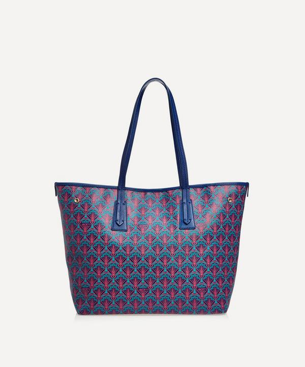 Little Marlborough Tote Bag in Iphis Canvas