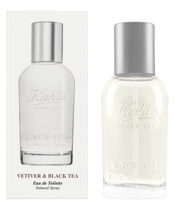 Vetiver and Black Tea EDT Spray 30ml