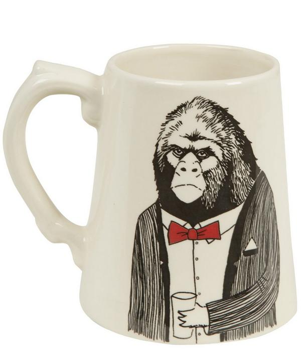 Mr Ape Ceramic Tankard