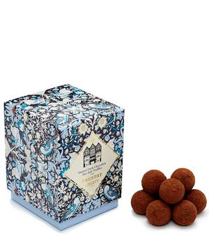 Prestat Dusted Dark Chocolate and Sea Salt Truffles