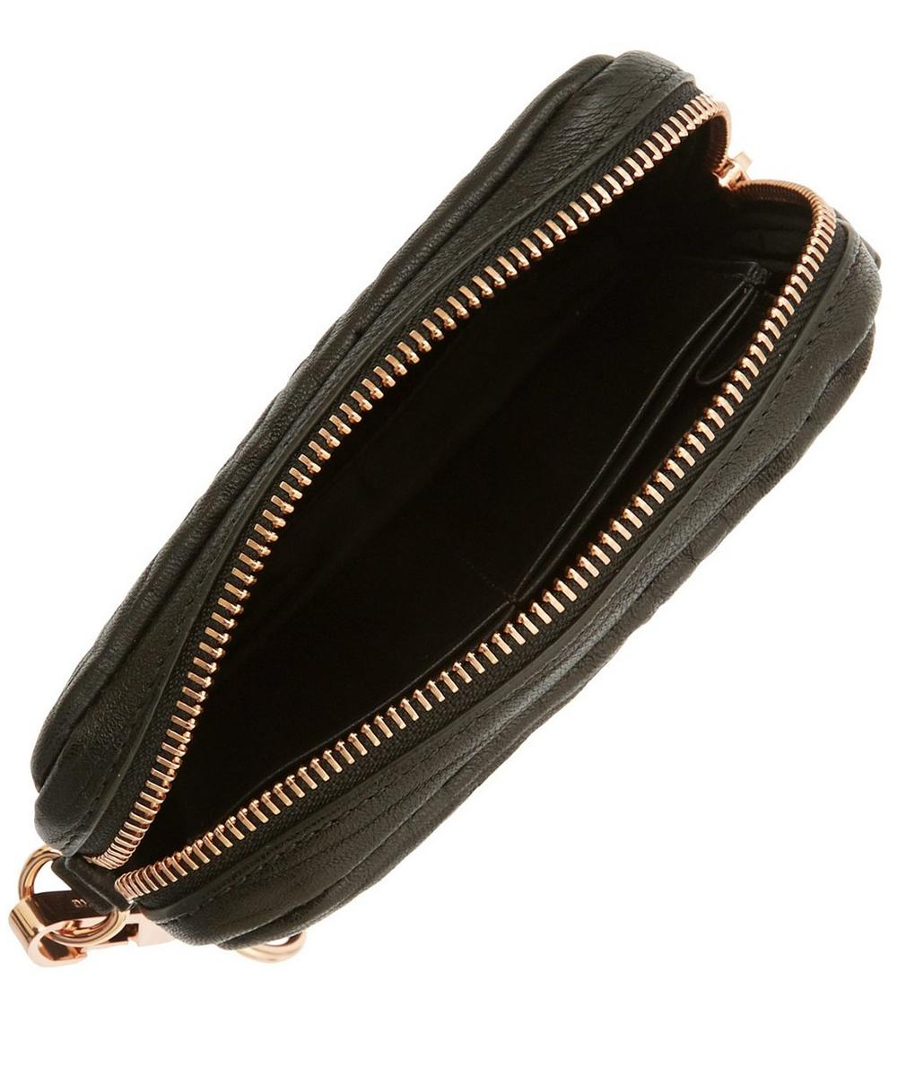 Large  Fumo Purse with Rose Gold Hardware
