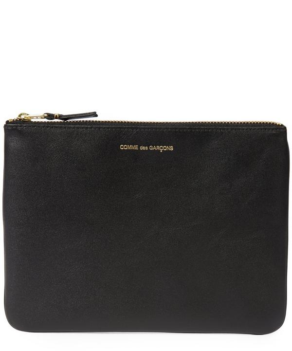 Classic Large Leather Pouch