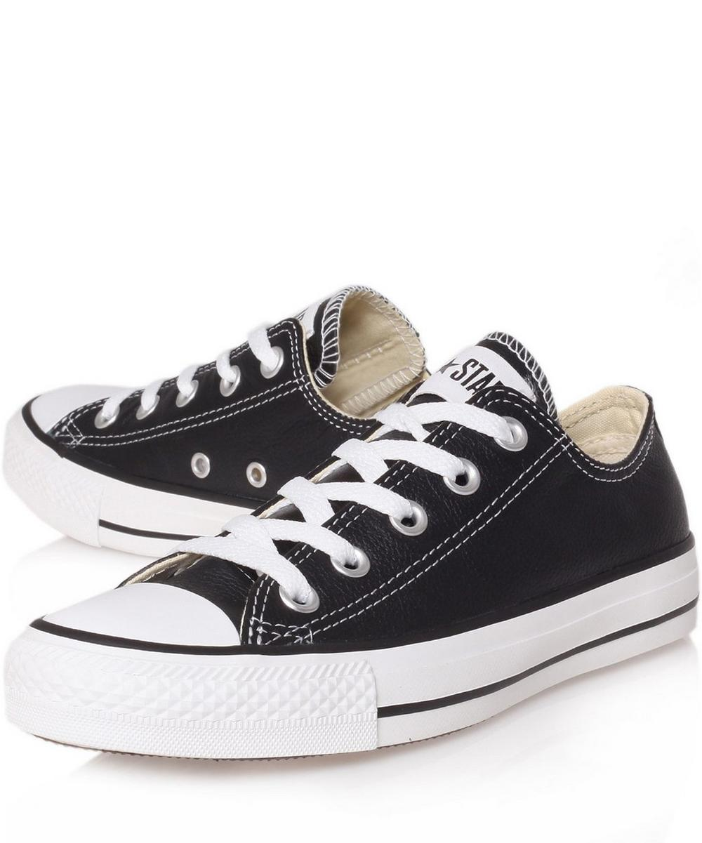 Chuck Taylor Leather Trainers