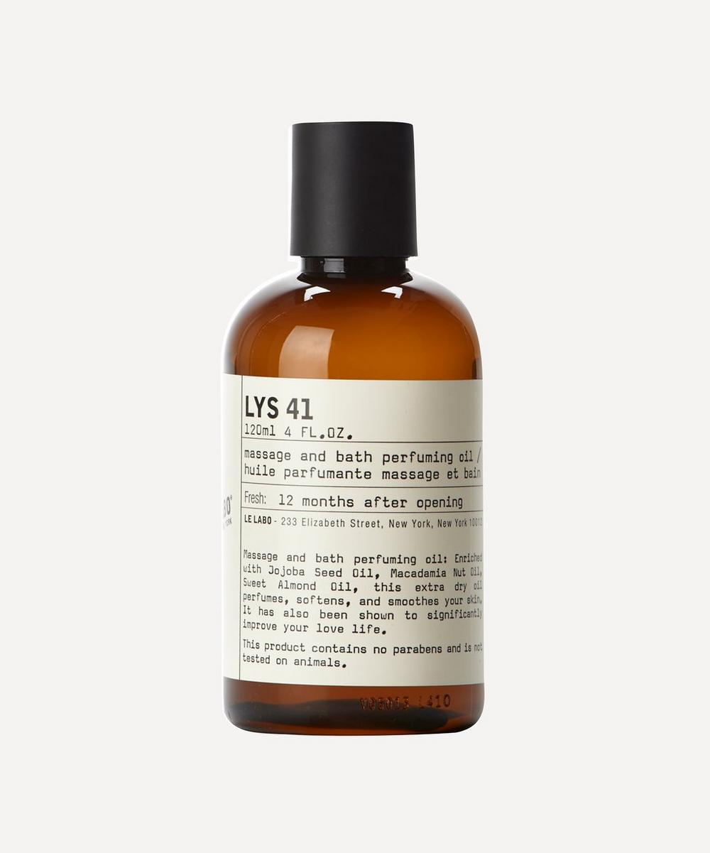 Lys 41 Body Oil