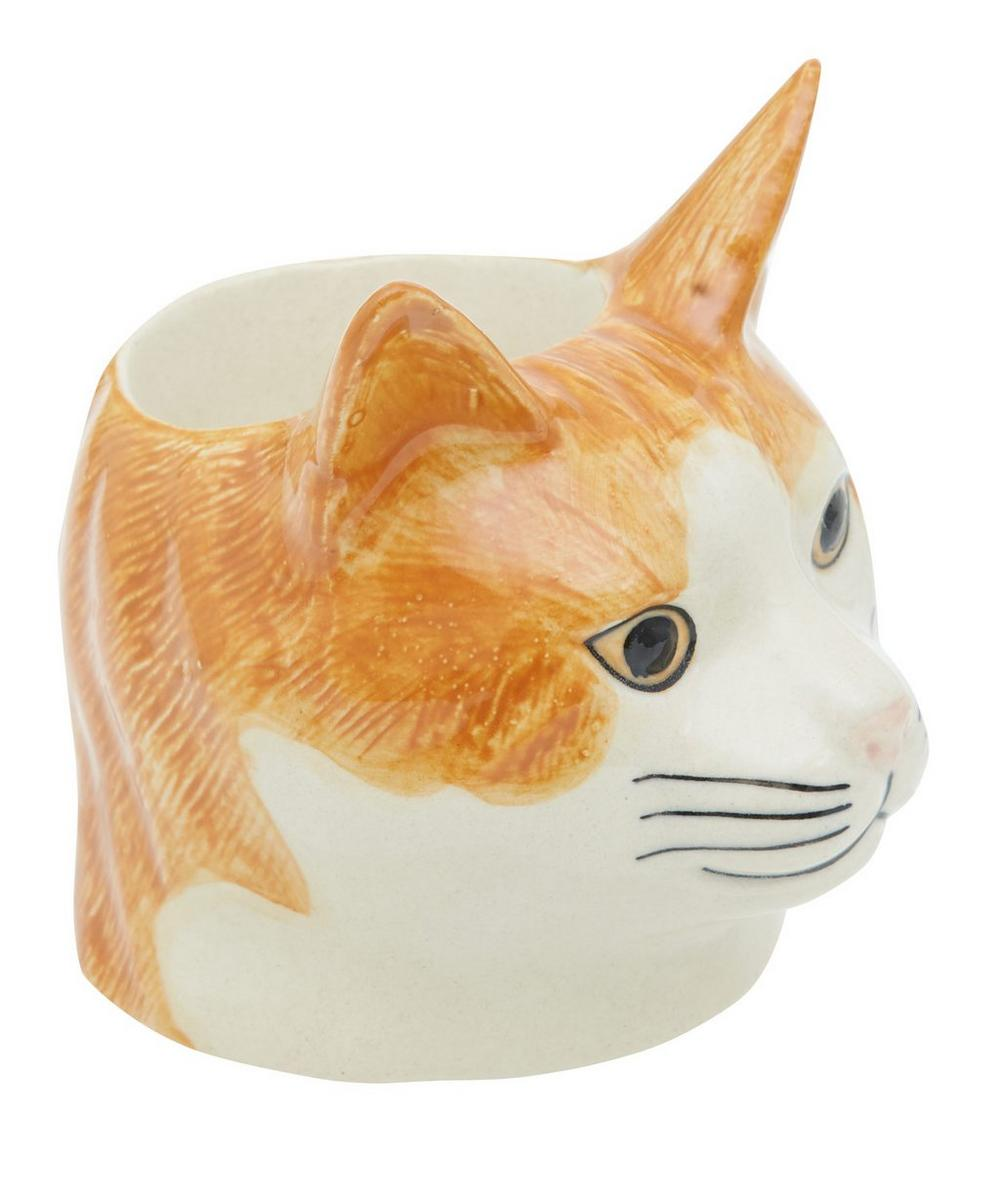 Cat Face Egg Cup