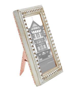 Silver-Tone 4 x 6 Romano Frame