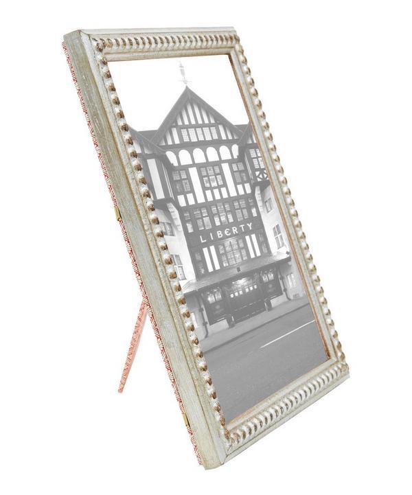 Silver-Tone 8 x 10 Romano Frame