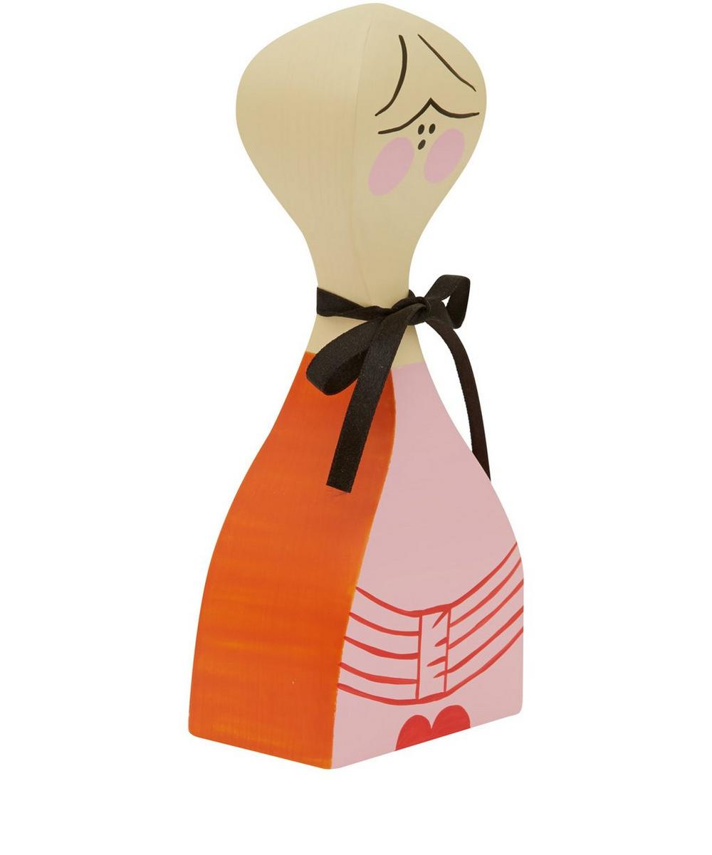 Wooden Doll No. 2 By Alexander Girard