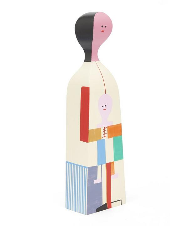 Wooden Doll No. 4 By Alexander Girard