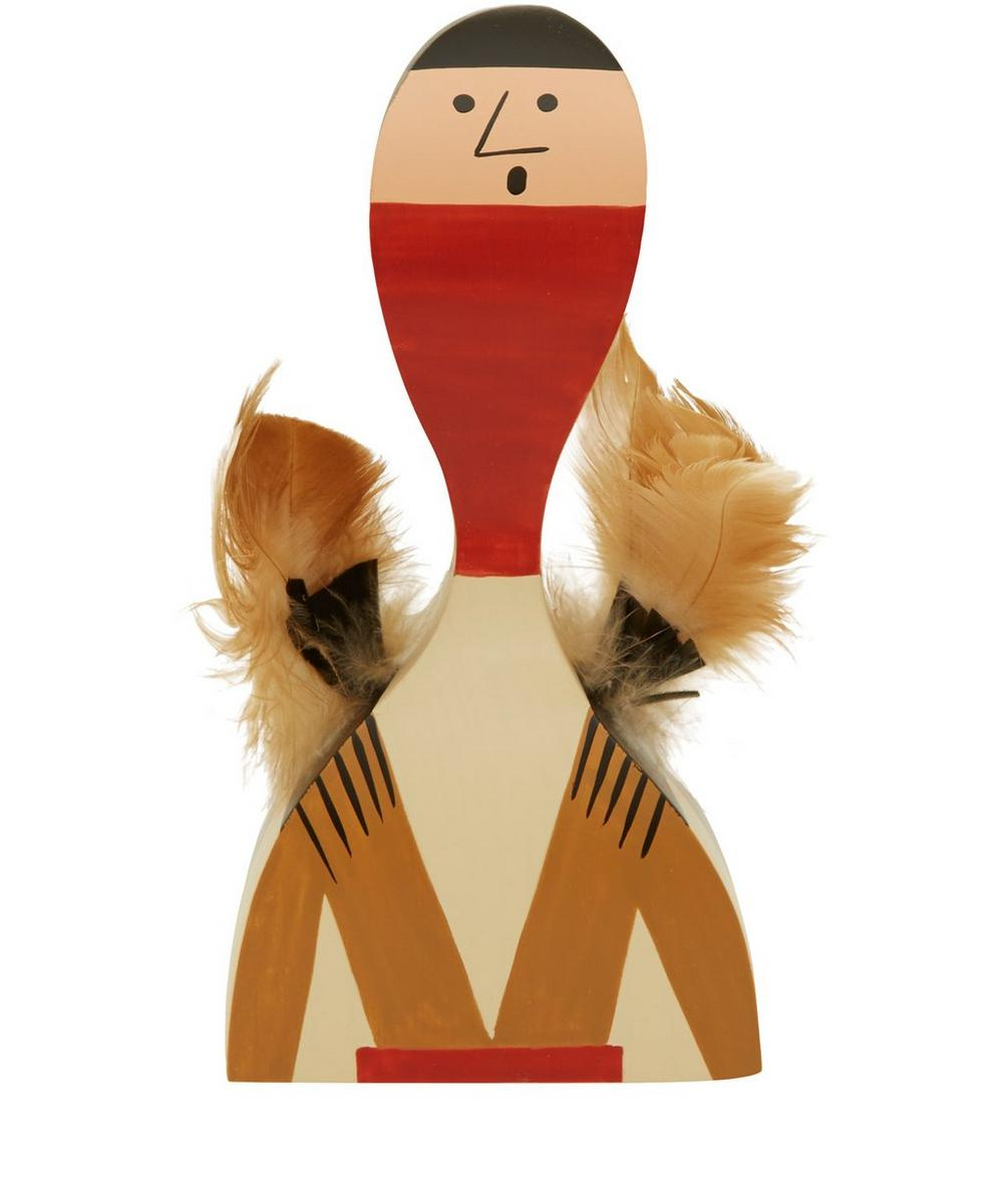 Wooden Doll No. 10 By Alexander Girard