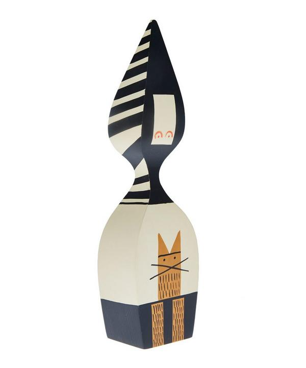 Wooden Doll No. 20 By Alexander Girard
