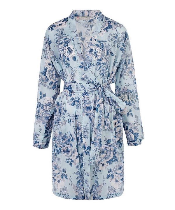 Rosetta Short Kimono