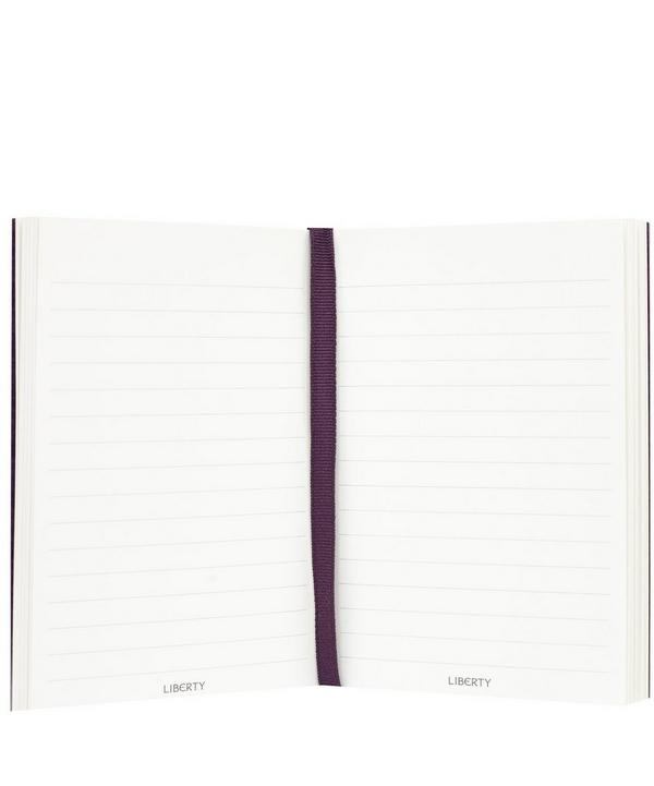 Tanjore Lotus A5 Notebook