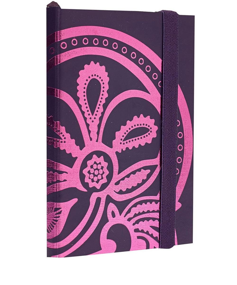 Tanjore Lotus A6 Notebook