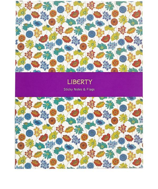 Liberty Print Sticky Notes and Flags