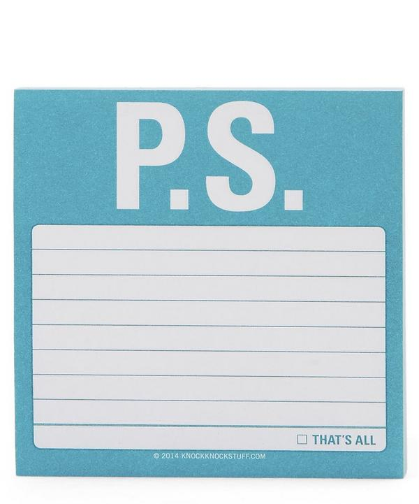 PS Sticky Notes
