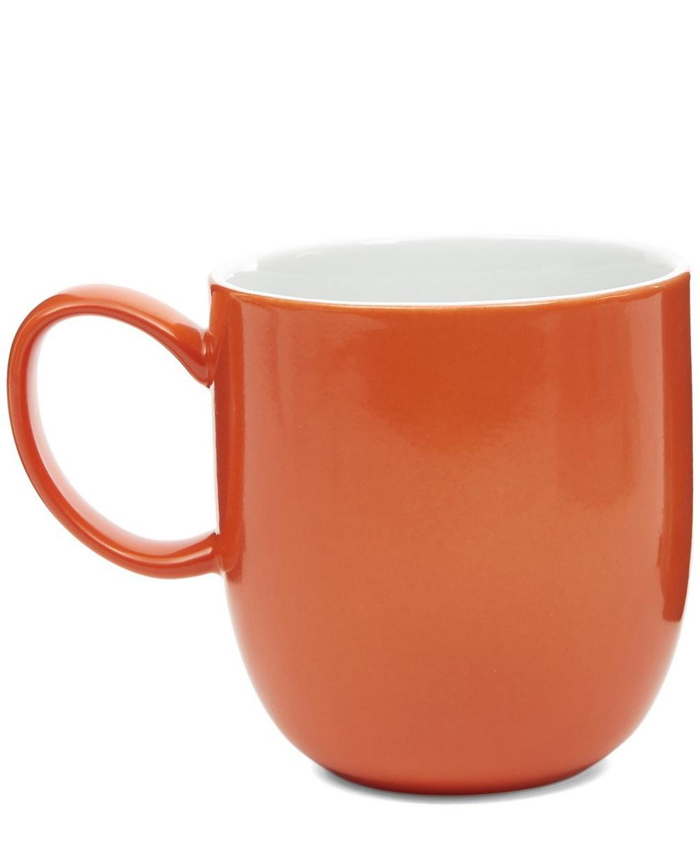 Orange Rabbit Mug