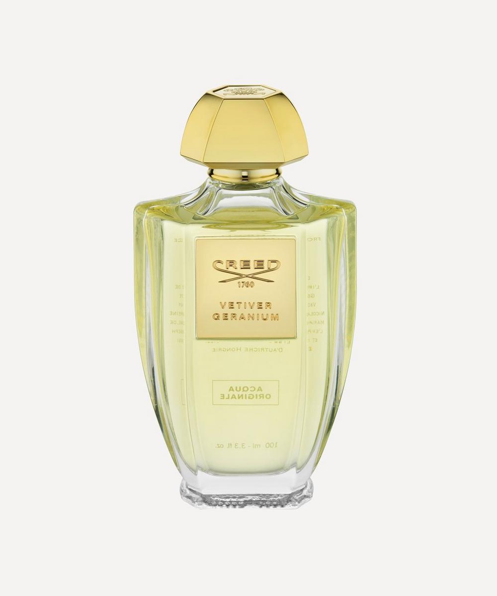 Vetiver Geranium Eau de Parfum 100ml