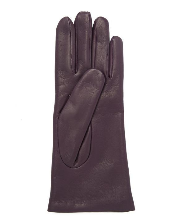 Small  Basic Leather Gloves
