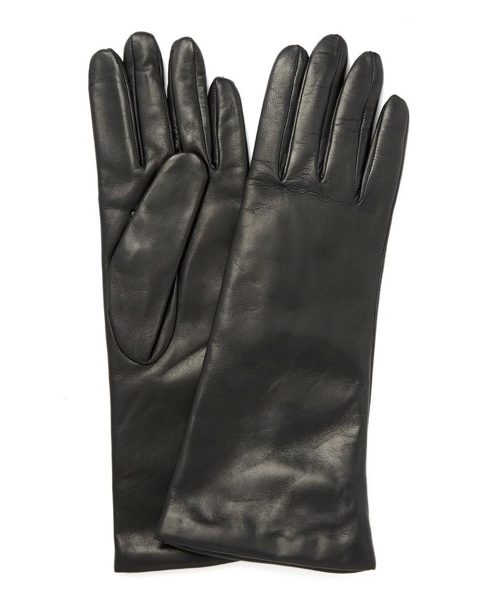 Medium  Basic Leather Gloves