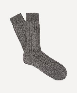 Waddington Cashmere-Blend Socks