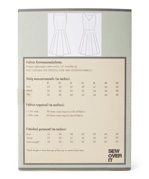 Betty Dress Sewing Pattern Kit