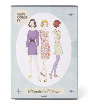 Shift Dress Pattern Sewing Kit