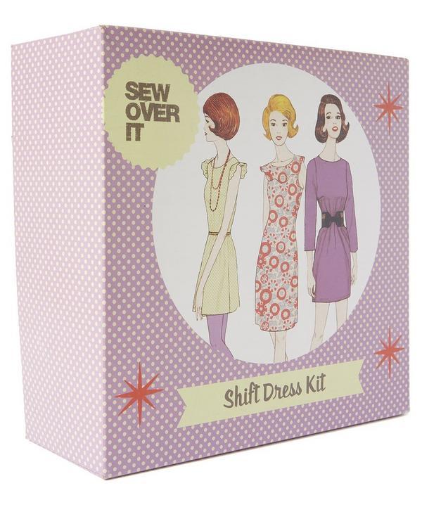 Shift Dress Pattern Sewing Kit Pack