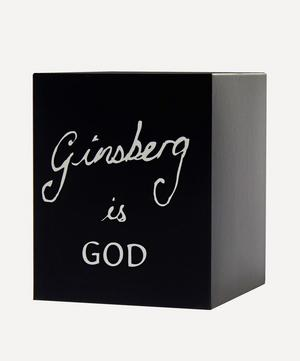 Ginsberg is God Candle