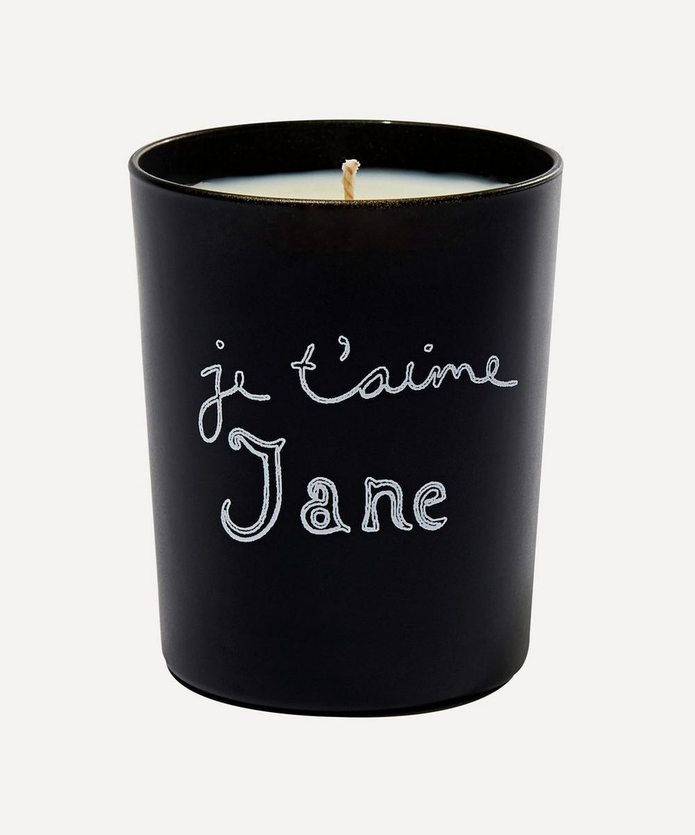 Je T'aime Jane Candle