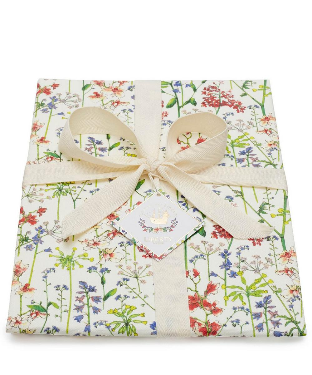 Liberty Print Cotton Apron