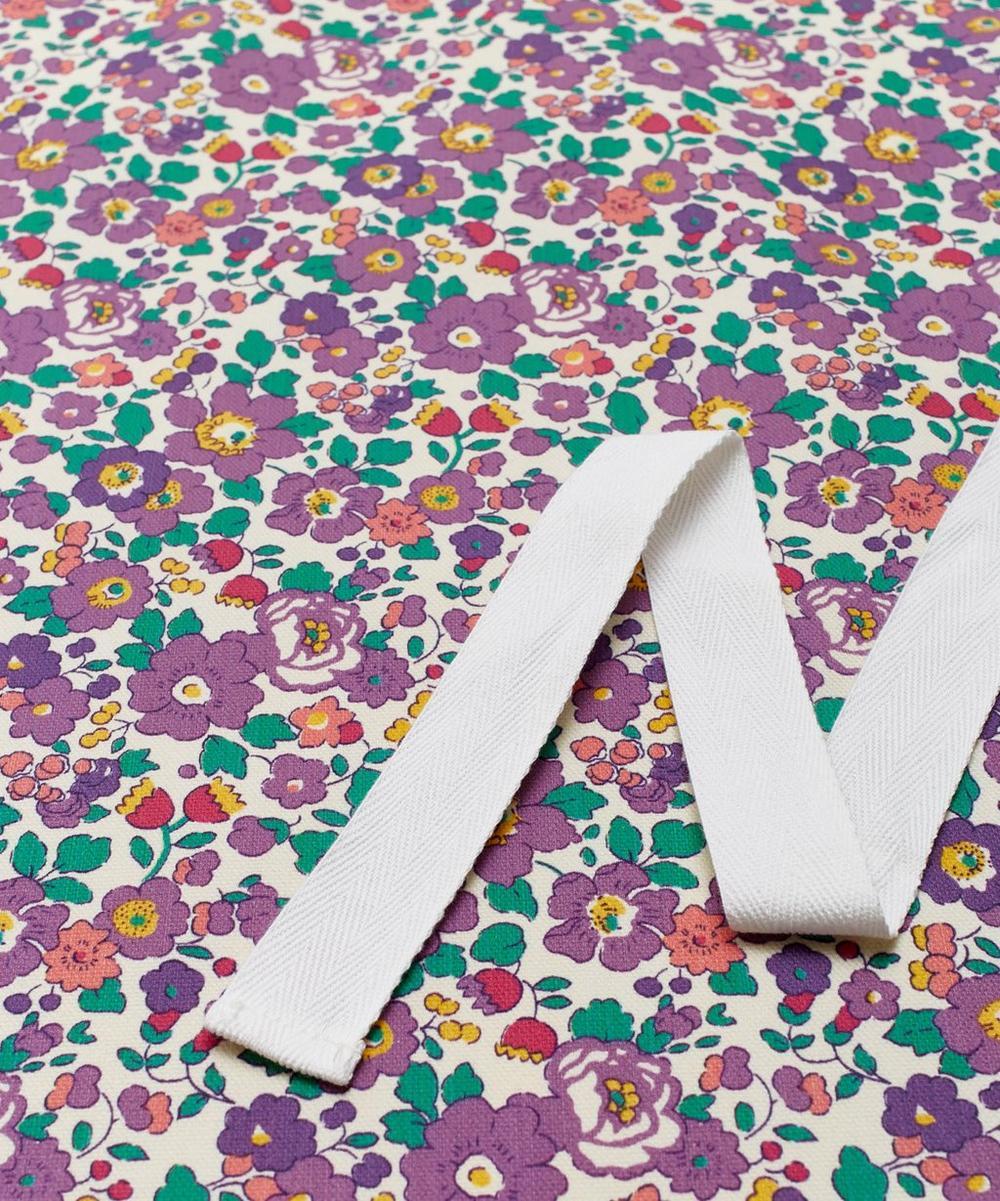Liberty Print Cotton Apron