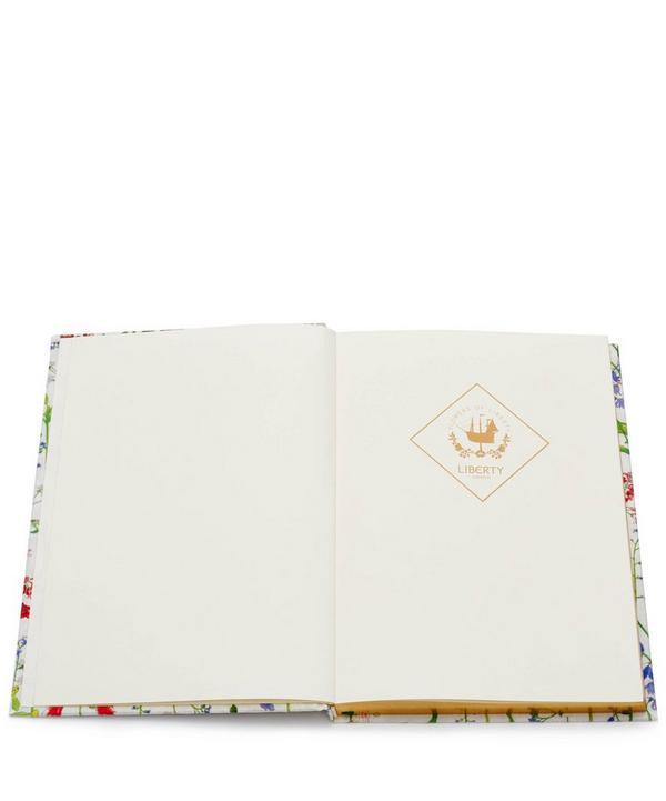 Liberty Fabric Notebook