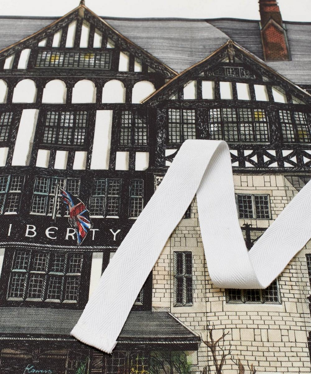 Liberty London Building Cotton Apron
