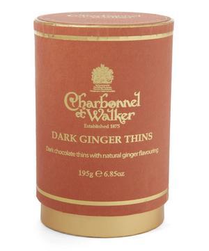 Dark Ginger Thins