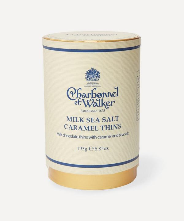 Milk Sea Salt Caramel Thins