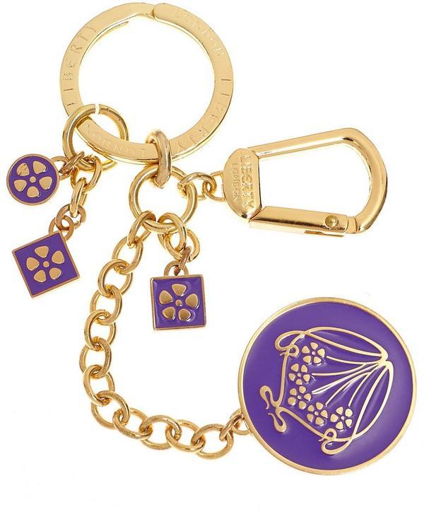 Liberty London Chain Keyring