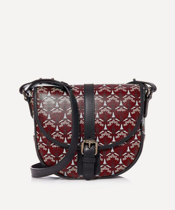 Liberty London Carnaby Saddle Bag